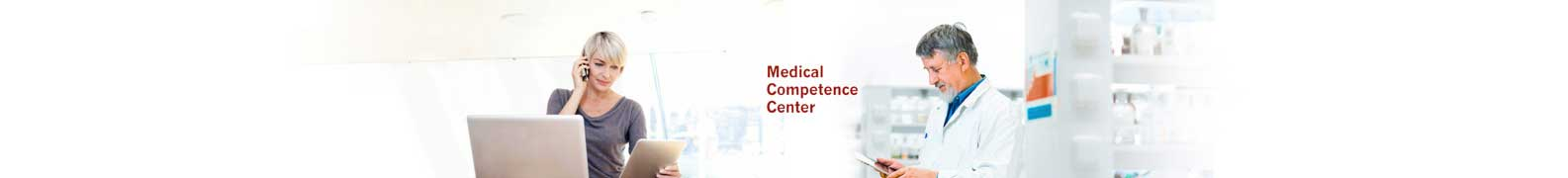 Medical Competence Center - Klinische Forschung Novartis