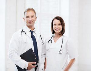 Ärzte in der Klinik - Klinische Forschung Novartis