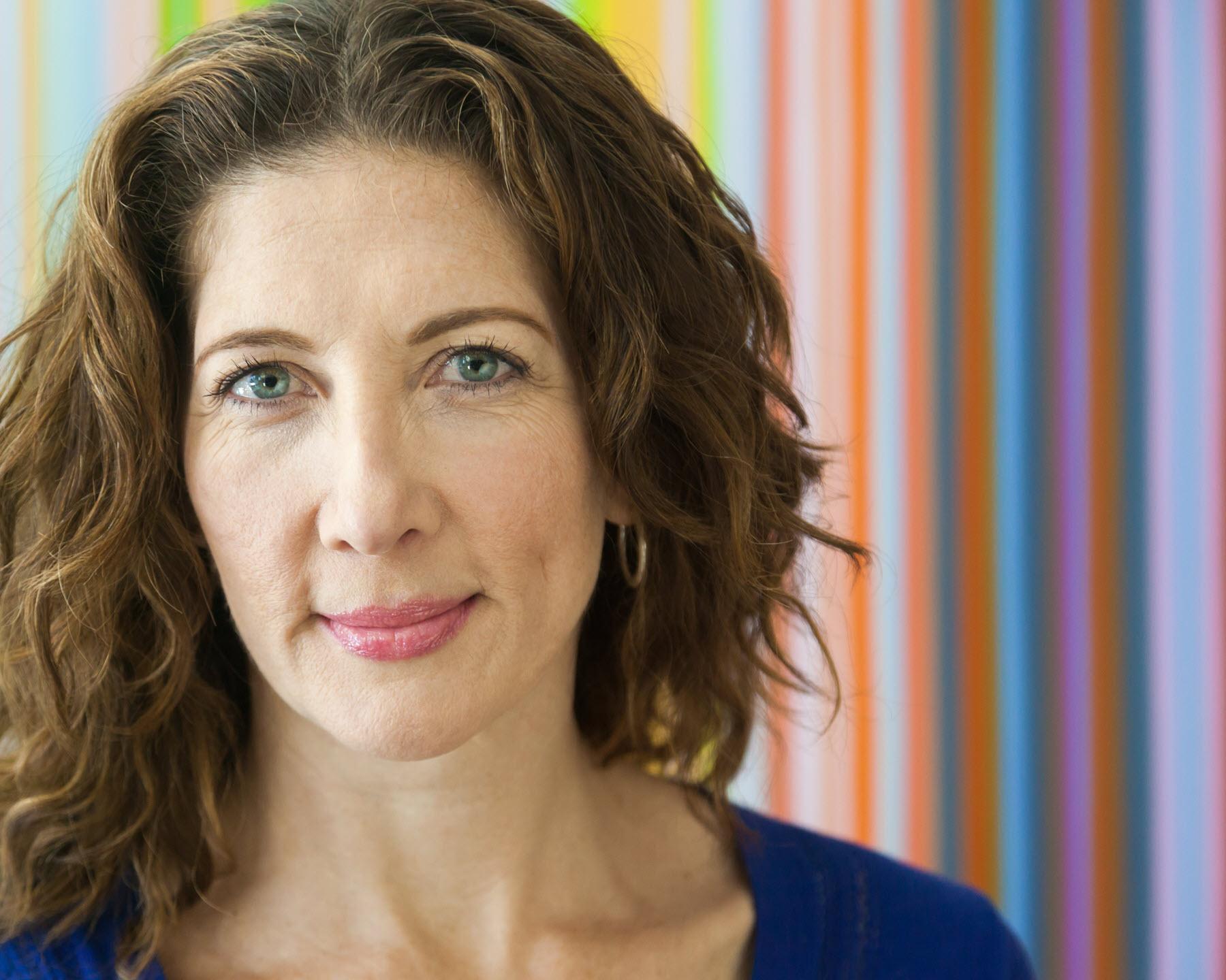 Frau als Patientin für klinische Forschung